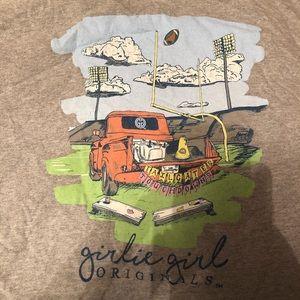 Girlie Girl Long Sleeve T-Shirt